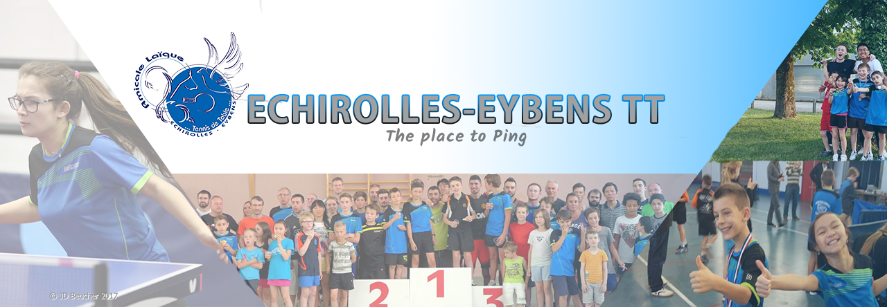 Echirolles Eybens Tennis de Table